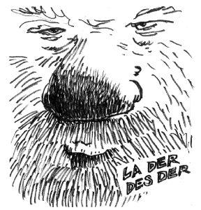 Dessin Zélig 9 La Der des Der