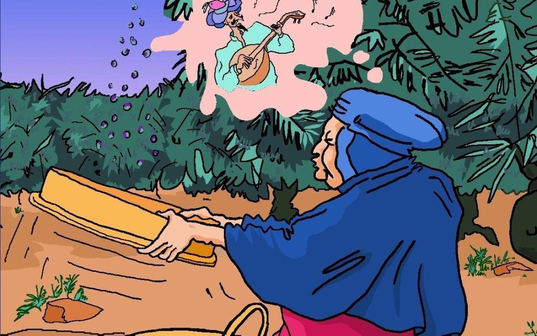 EL ZEIMER LE MARIN – 2ème nuit – Ksar Ez Zeit